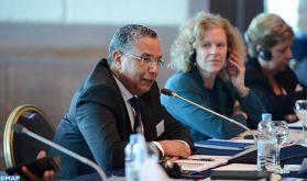 Beyrouth: Tenue de la 68-ème réunion des gouverneurs du Conseil mondial de l'eau, avec la participation du Maroc