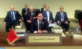 Le Maroc participe à Beyrouth au 4è Sommet arabe sur le développement économique et social