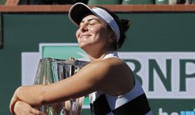 Indian Wells : la Canadienne Bianca Andreescu sacrée