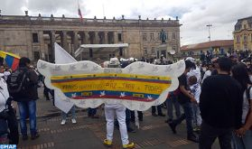 Colombie : l'affaire Santrich divise opposants et partisans du processus de paix