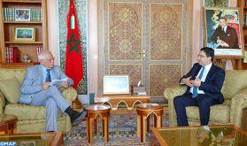 Examen à Rabat de la mise en oeuvre des instruments prévus par le document sur le partenariat stratégique Maroc-Espagne