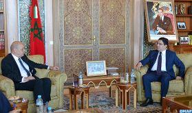 """Crises internationales : Rabat et Paris, des """"positions extrêmement proches"""" sur l'ensemble des dossiers"""