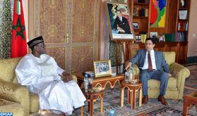 """L'engagement de SM le Roi en faveur du Mali """"ne s'est jamais démenti """" (ministre malien des AE)"""