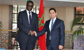 Le Sénégal réitère son soutien ferme et constant à la marocanité du Sahara