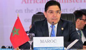 M. Bourita souligne l'implication active du Maroc au Sommet des deux Rives