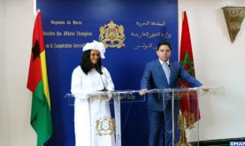 La ministre bissau-guinéenne des AE salue la vision de SM le Roi pour la promotion du développement humain, de la paix et de la prospérité de l'Afrique