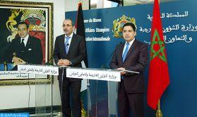 Le Maroc et la Jordanie résolus à développer leur partenariat stratégique