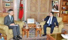 Les relations maroco-britanniques s'orientent vers un véritable partenariat stratégique (M. Bourita)