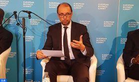 M. Jazouli souligne à Bruxelles la pertinence de la vision africaine du Maroc pour conforter le nouveau paradigme de la relation UE-Afrique