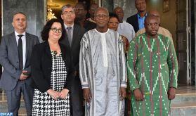 Le Premier ministre burkinabè se félicite de la contribution de la HACA et du CSC à la dynamique de coopération Sud-Sud