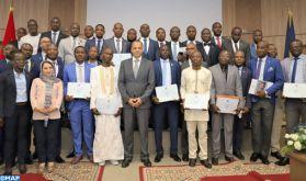 L'IFD célèbre à Rabat la 20ème promotion du cycle international de formation initiale des cadres d'inspection des douanes