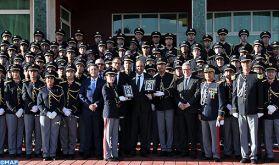 Kénitra : Remise des diplômes aux lauréats de la 54è promotion de l'Institut royal de l'Administration territoriale