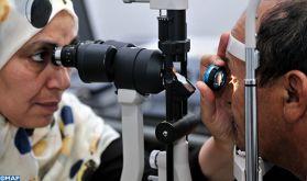 Rabat : La santé visuelle au coeur d'une campagne médicale organisée au profit de chauffeurs professionnels