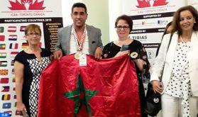 """L'EMSI décroche deux médailles d'or et un """"Award"""" au salon de l'innovation du Canada"""