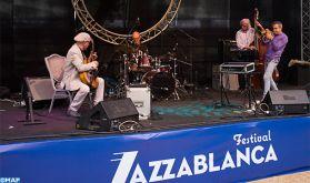 Casablanca: Les Italiens de Paolo Fresu Devil Quartet et Les frères Souissi ouvrent la 14ème édition de Jazzablanca