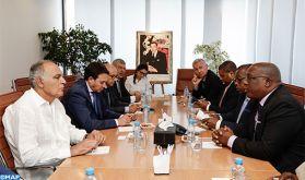 Le Maroc est un partenaire de référence pour Saint-Kitts-et-Nevis (Premier ministre)