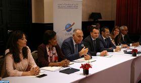 La CGEM explore les opportunités de coopération avec les partenaires techniques et financiers du Royaume