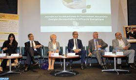 Présentation à Casablanca des mécanismes et programmes de financement et de soutien à l'économie verte