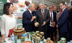 Inauguration à Casablanca de la 1ère édition du Salon Bio Expo Maroc