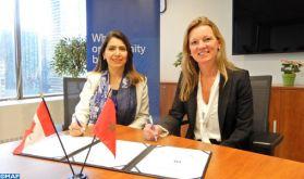 Casablanca Finance City et Toronto Finance International scellent un un accord pour une coopération accrue