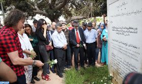 Casablanca: Commémoration des attentats terroristes du 16 mai 2003