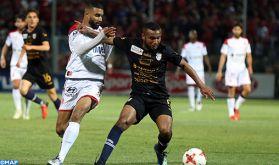 Botola Maroc Télécom D1 (29è journée): Le Wydad de Casablanca et l'Ittihad de Tanger font match nul (2-2)