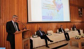 Ouverture à Rabat du 2ème colloque international sur la communication publique et politique