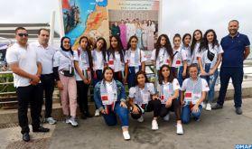 Casablanca: des enfants maqdessis visitent des sites touristiques