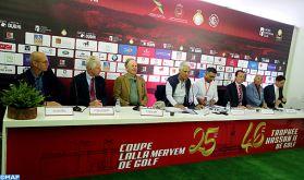 Le Maroc a contribué pleinement à la parité dans le monde du golf depuis la création de la Coupe Lalla Meryem
