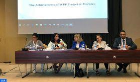 L'expérience du Maroc en matière d'autonomisation de la femme exposée à Amman