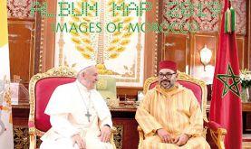 """Parution de l'""""Album MAP 2019, Images du Maroc"""""""