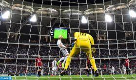 Cristiano offre la Supercoupe d'Italie à la Juve