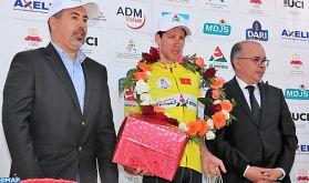 Le Belge Evrard remporte le Tour international cycliste du Maroc 2019, le Russe Sukhov Maxim s'adjuge la dernière étape