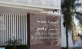 Oujda : Sept individus arrêtés pour leurs liens présumés avec des réseaux criminels s'activant dans l'organisation de la migration illégale