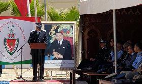 La famille de la Sûreté nationale à Dakhla célèbre le 63ème anniversaire de la création de la DGSN