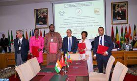 Signature à Dakhla de plusieurs conventions portant sur l'élargissement et le développement de l'intelligence économique territoriale en Afrique
