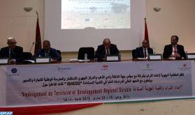 L'importance de l'aménagement du territoire dans la réalisation du développement régional durable mise en lumière à Dakhla