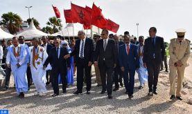 Dakhla: Inauguration et lancement de plusieurs projets de développement