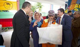 """Province de Kénitra: 9.568 bénéficiaires de l'opération de soutien alimentaire """"Ramadan 1440"""""""
