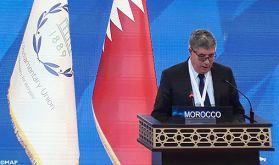 La Conférence parlementaire de décembre a prôné une approche réaliste et solidaire de la question migratoire