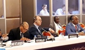 Assemblée de l'UIP: le modèle démocratique à travers le monde a besoin de se renouveler afin de regagner la confiance du citoyen (M. Benchamach)