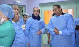L'infrastructure de santé se renforce à Inzegane