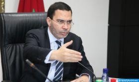 Marrakech : M. El Khalfi souligne la ferme volonté de la société civile marocaine d'adhérer avec efficience au plaidoyer sur la marocanité du Sahara
