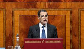 M. El Otmani: Le coût des plans de développement régional s'élève à 411 MMDH