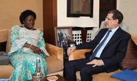M. El Otmani: le Maroc disposé à partager avec l'Ouganda ses expériences dans différents domaines