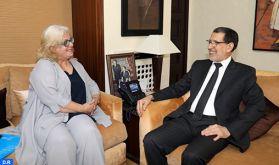M. El Otmani réitère la détermination du Maroc à coopérer avec l'UNESCO pour avancer dans plusieurs domaines d'intérêt commun