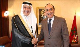 L'ambassadeur de l'Arabie saoudite à Rabat réitère le soutien permanent de son pays à l'intégrité territoriale du Maroc