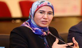 ONU : Mme El Ouafi préside à New York une réunion du bureau du FRADD