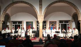 Essaouira : La troupe ''Al Anouar Al Mohamadiya'' envoûte les mélomanes du Samâa et du Madih