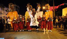 Fès: Coup d'envoi du festival national des arts de la rue